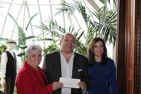 klaff u0027s gives very generous donation to the lockwood mathews