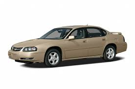 2005 chevrolet impala new car test drive