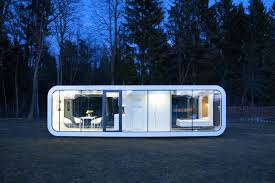 Modular Unit | coodo s stylish modular units can be combined to create the prefab