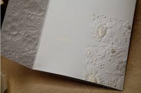 wedding invitations embossed embossed flower wedding invitations bow ivory printable invitation