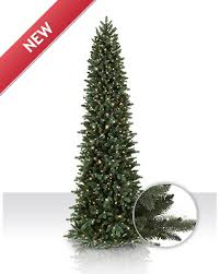 pencil christmas trees our manhattan pencil tree offers a realistic display in a slim