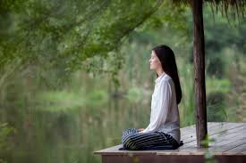 How To Use A Meditation Bench How To Practice Having No Problem Instructions Of Meditation
