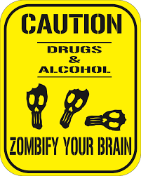 wonderful zombie coloring pages 8 red ribbon week slogans
