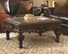 dark brown north shore coffee table view 1 north shore furniture