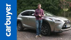 lexus nx hybrid us news lexus nx suv 2014 review carbuyer youtube