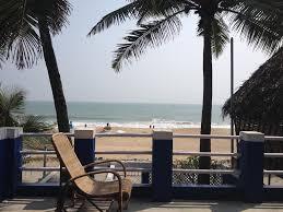 serenity beach sea view villa pondicherry india booking com