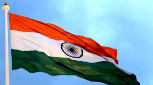 Flying Flag Indian Flag Beauty Of Flying Youtube
