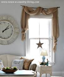 Rustic Country Curtains Best 25 Country Window Treatments Ideas On Pinterest Country