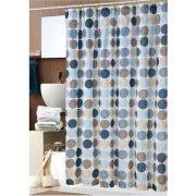 excell carthe fabric shower curtain walmart