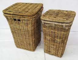 large wicker baskets with lids rattan wicker basket rattan wicker basket manufacturer indonesia