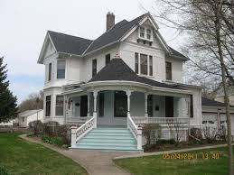Victorian Style House Plans Beautiful White Eastlake Queen Anne Victorian Style House With L