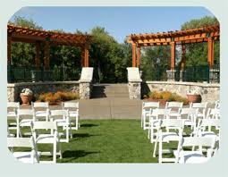 outdoor wedding venues mn millenium garden is available for outdoor weddings in minnesota