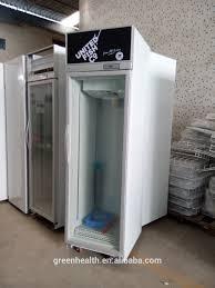 glass door coolers for sale green u0026health double glass door freezer used commercial freezer