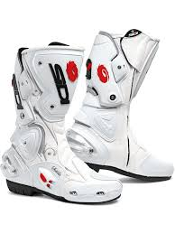 womens motorcycle boots canada sidi white white vertigo womens motorcycle boots sidi