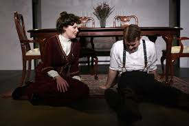 The Dining Room Ar Gurney Amber Dettmers Chicago Theater Beat