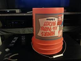 building a subwoofer box for home theater just finished my home depot 5 gallon bucket subwoofer large