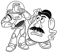 free toy story 3 coloring pages coloring
