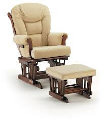 Replacement Cushions For Rocking Chair Furniture Shermag Rocking Chair Shermag Glider And Ottoman