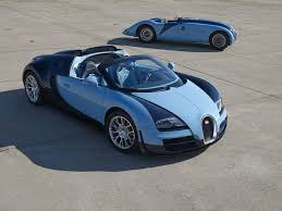 bugatti rolls out first of six legend edition veyrons at pebble beach
