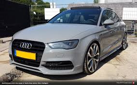 nardo grey s5 audi exclusive nardo grey a3 s line sedan be jealous be very