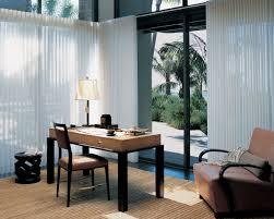 sheer drapes for sliding glass doors home decor sheer drapery hunter douglas luminettes dallas