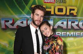 Miley Table L Miley Cyrus Dishes On Relationship With Liam Hemsworth In Howard