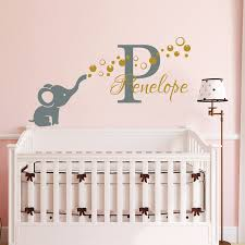 Wall Decal Letters For Nursery Aliexpress Buy Yoyoyu Wall Decal Name Vinyl Personalized
