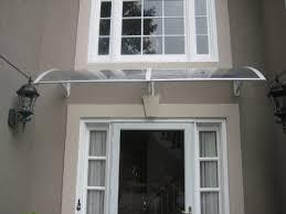 Lexan Awnings Lexan Door Awning U0026 Polycarbonate Awning