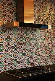 Moroccan Tile Kitchen Backsplash The 25 Best Moroccan Tile Backsplash Ideas On Pinterest