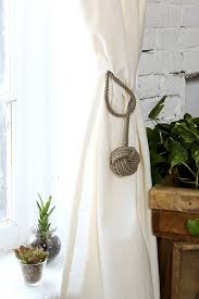 curtain knot decorate the house with beautiful curtains