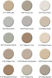 friday finds top 15 hirshfield u0027s paint colors 2014