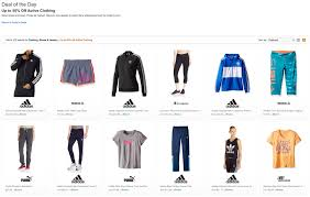 Activewear From Adidas Puma And More Up To 50 Off On Amazon