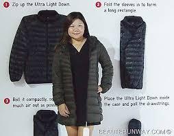 amazon uniqlo ultra light down beauterunway singapore luxury travel lifestyle fashion blog beauty