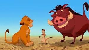 hakuna matata lion king 1994