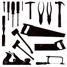 nail clipart hammer chisel pencil and in color nail clipart