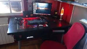 pc de bureau gamer bureau ordinateur gamer d coration bureau gamer vibox standard