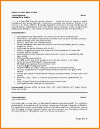 Quality Assurance Analyst Resume Sle by Quality Assurance Analyst Resume Sle Resume For Study
