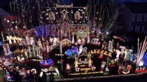 tacky light tour richmond 2016 egg nog toasts trolleys and toboggans richmond s tacky light
