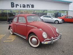 light pink volkswagen beetle used 1961 volkswagen beetle for sale manasquan nj