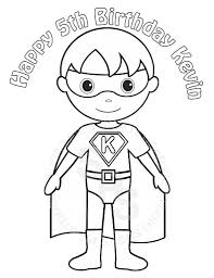 superhero coloring pages free fablesfromthefriends com