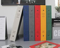 3 ring binder photo albums 3 ring binder albums self adhesive photo album book