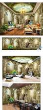 best 25 wall mural decals ideas on pinterest wall paintings fantasy fairy tale wonderland forest entire room wallpaper wall mural decal idcqw 000022