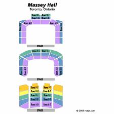 massey hall floor plan massey hall seating chart massey hall tickets massey hall maps