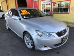 06 lexus is 250 used 2006 lexus is 250 for sale pricing features edmunds