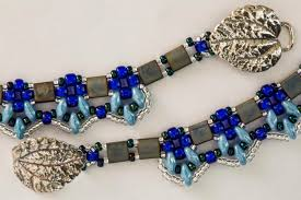 bead lace necklace images Beadwork projects jpg