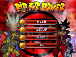 free download dragon ball bid power pc version games