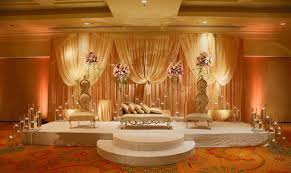 elegant wedding stage decor google search wedding stage
