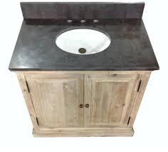 18 Inch Bathroom Vanity Bathroom Vanity 36 X 18 Claremont 36x18 Oak 2 Door Drawer Honey