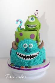 monsters inc cake u2026 pinteres u2026