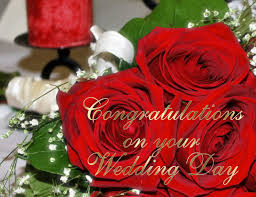 congratulations on your wedding day congratulations on your wedding day